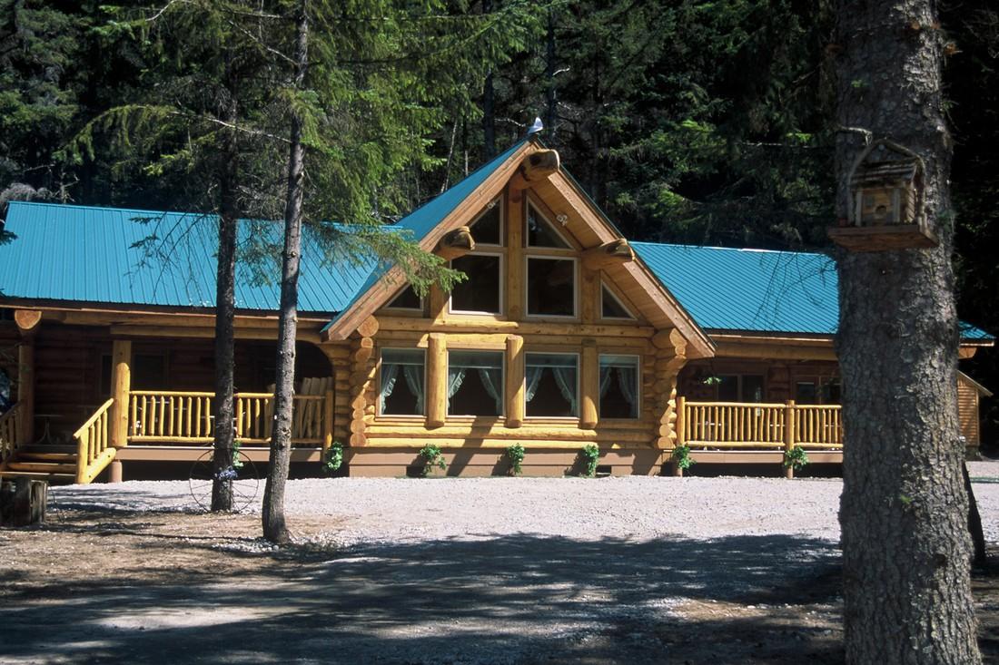 Chilkoot Trail Outpost Cabins - Skagway - Alaska - Doets Reizen