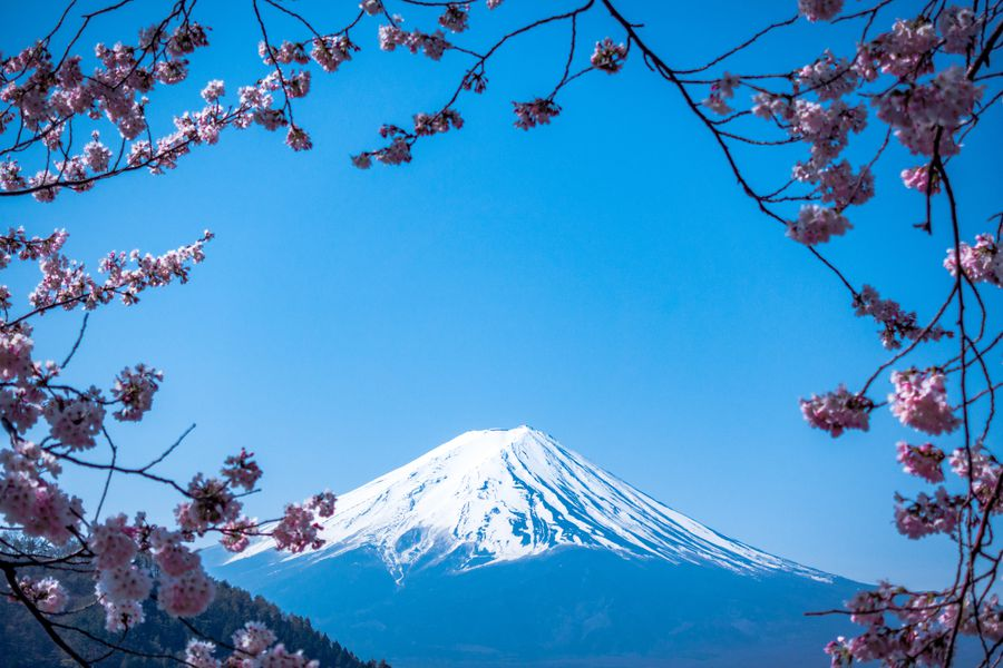 Mount Fuji - Japan - Doets Reizen