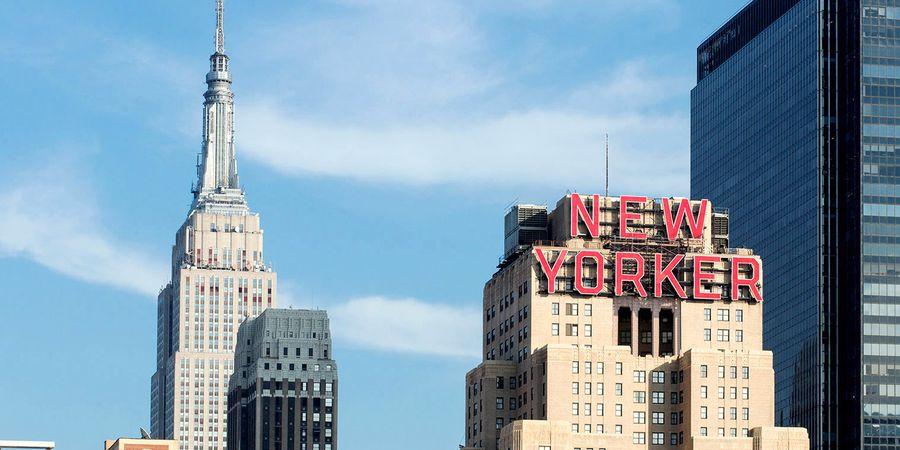 The Wyndham New Yorker Hotel - Doets Reizen