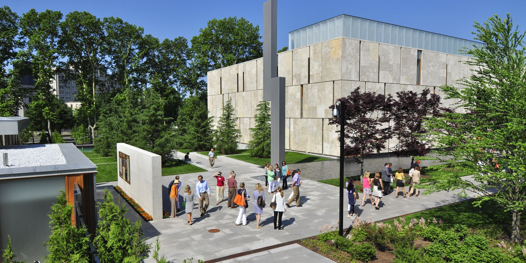 Barnes Foundation - Philadelphia - Pennsylvania - Amerika - Doets Reizen