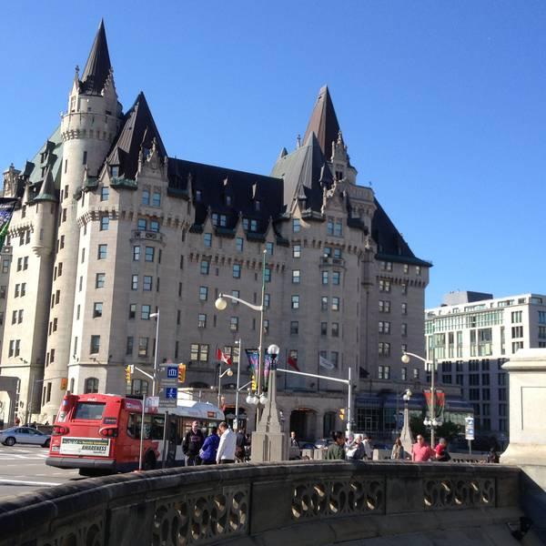 Fairmont Hotel - Ottawa - Ontario - Canada - Doets Reizen