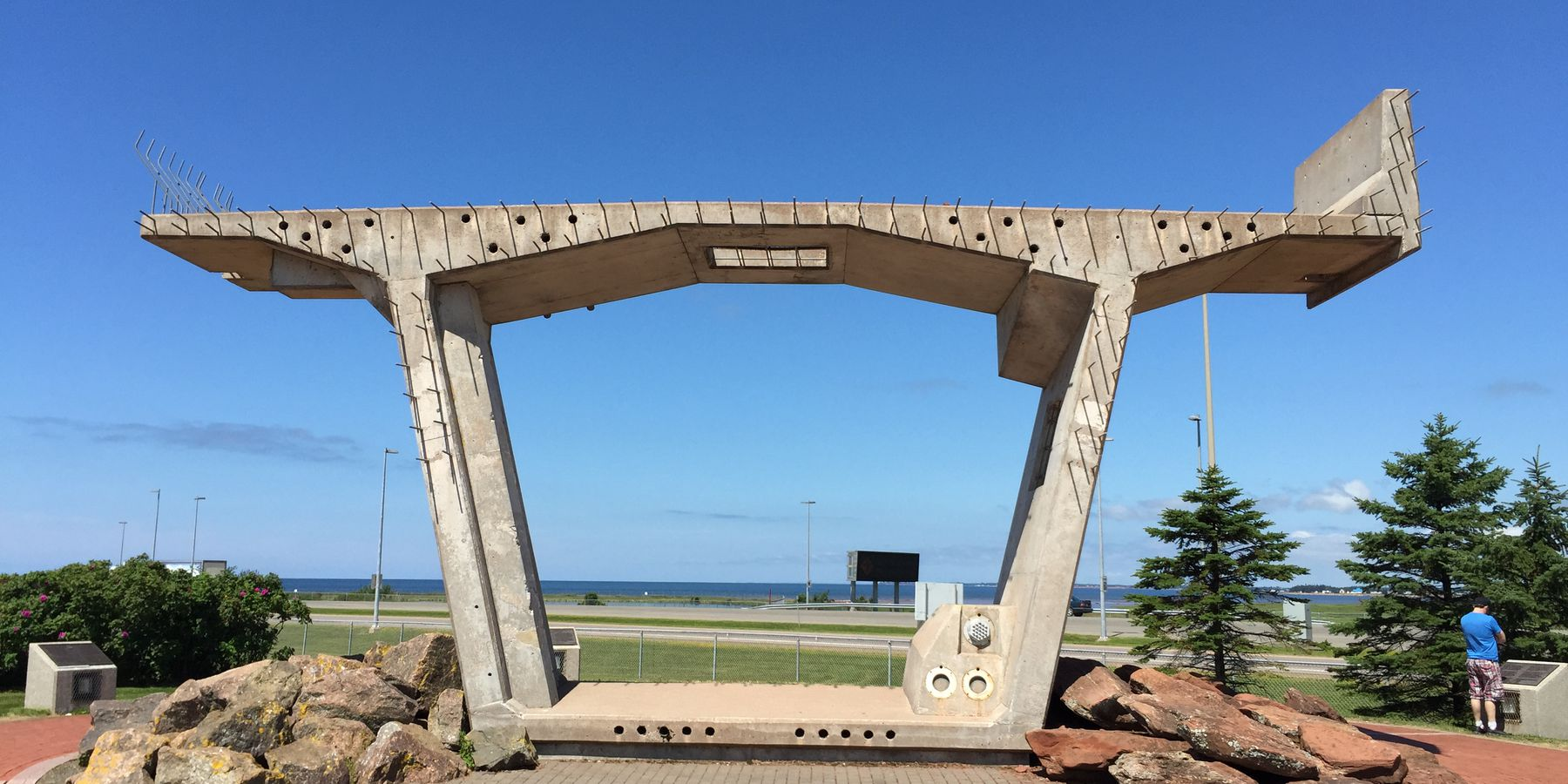 Confederation Bridge - Prince Edward Island - Canada - Doets Reizen