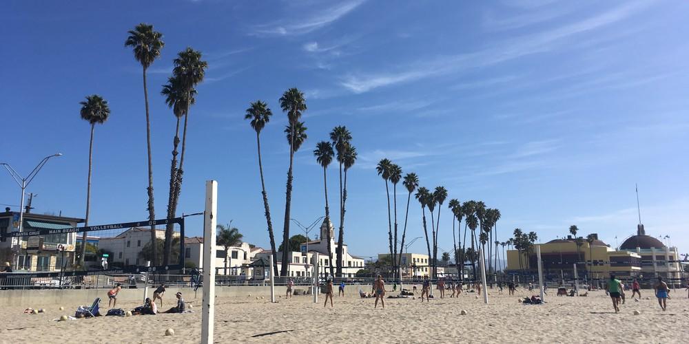 Santa Cruz in California