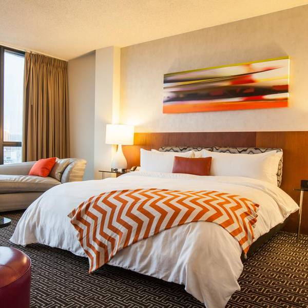 Hotel Derek - room