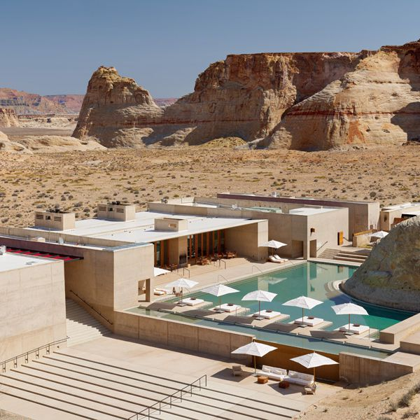 Amangiri Resort - overview
