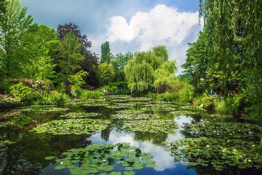 Giverny tuin monet - Doets Reizen - Vakantie Frankrijk - Credits Pixabay (2)