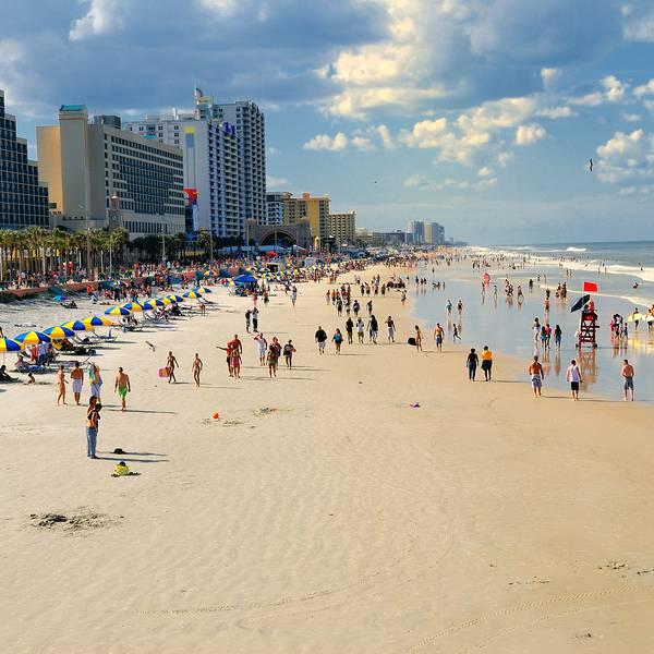 Daytona Beach - Florida - Doets Reizen