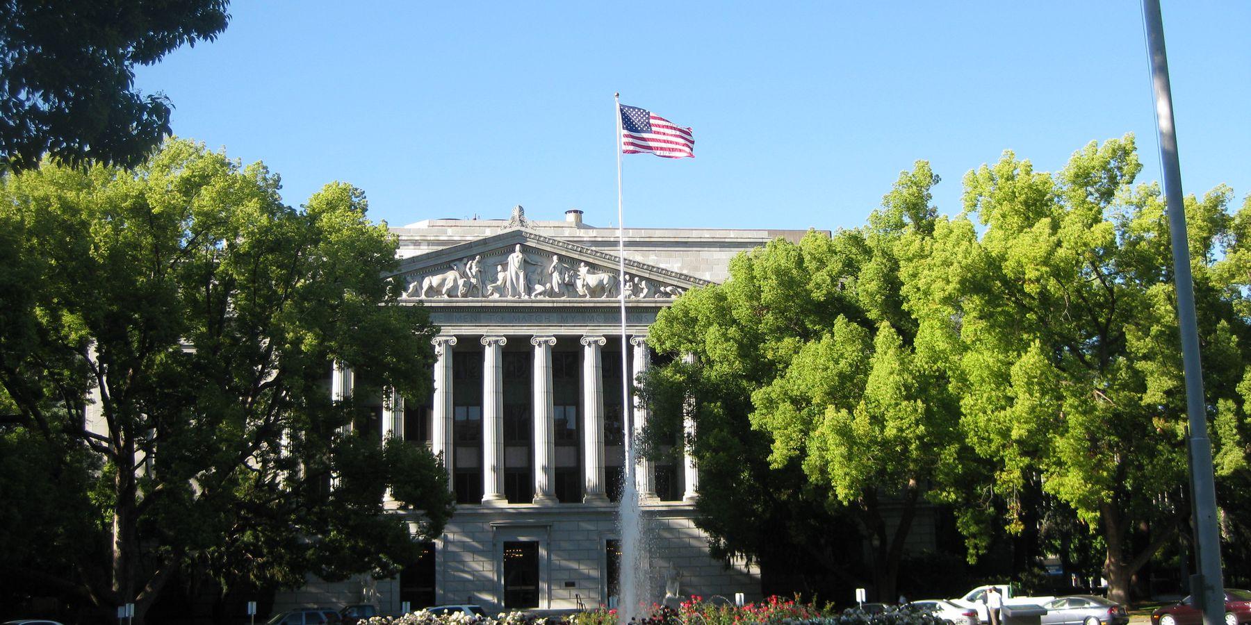 Sacramento - California - Amerika - Doets Reizen