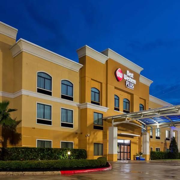 Best Western Plus JFK Airport Inn & Suites, buiten