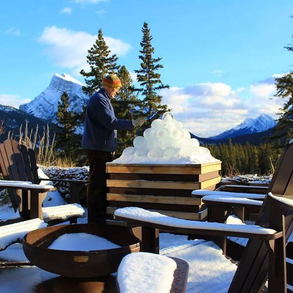 Juniper Hotel Banff Winter 2