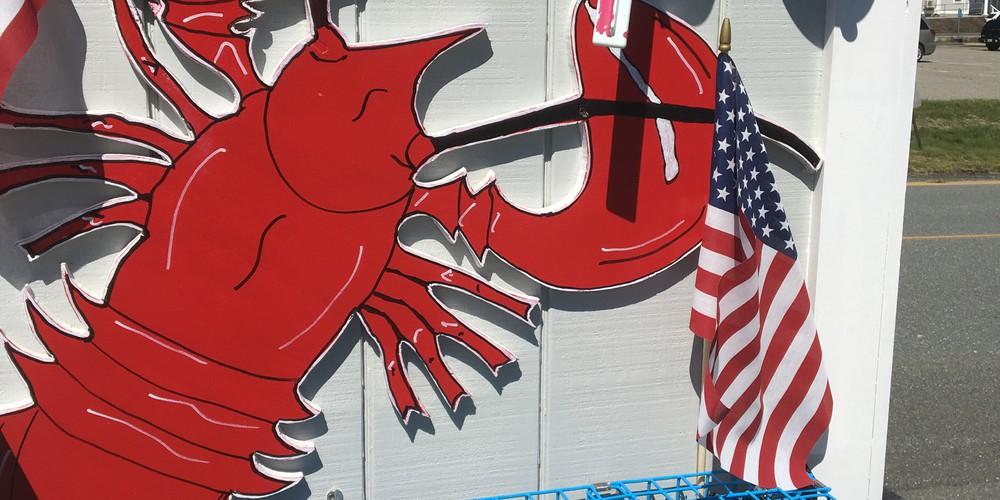 Seafood - Maine - Amerika - Doets Reizen