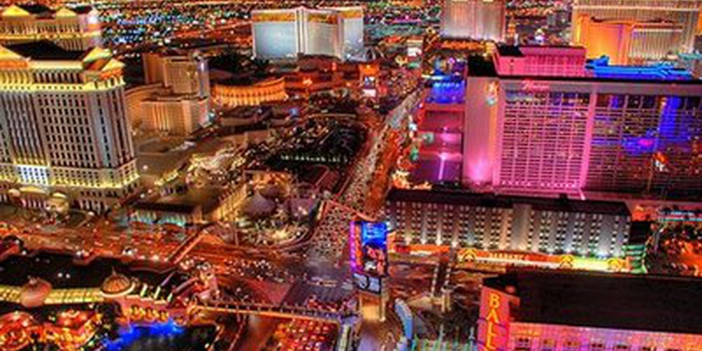 Helikopter Strip Flight - Papillon - Las Vegas - Nevada - Doets Reizen