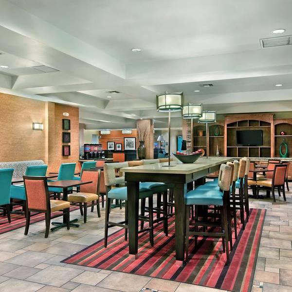 Hampton Inn Lake Havasu City - restaurant