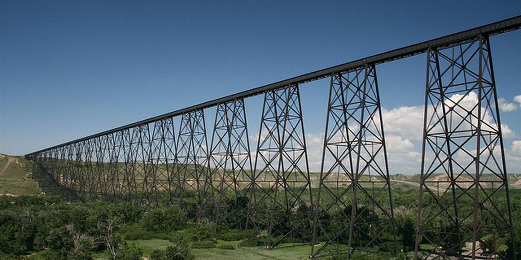 Lethbridge - Alberta - Canada - Doets Reizen