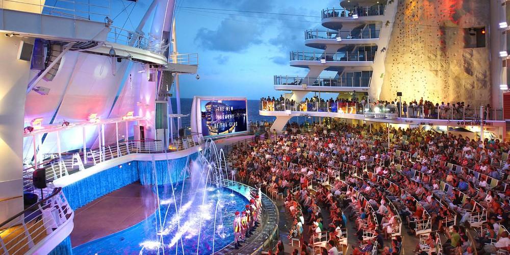 Harmony of the Seas - Cruise Royal Caribbean - Cruisevakantie - Doets Reizen