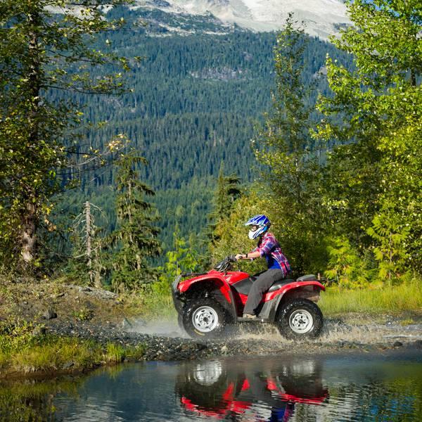 Whistler ATV Tour