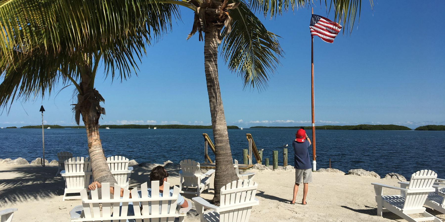 Morada Bay - The Keys - Florida - Doets Reizen