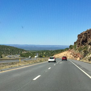 Via route 66 en de Hoover Dam naar Las Vegas! - Dag 11 - Foto
