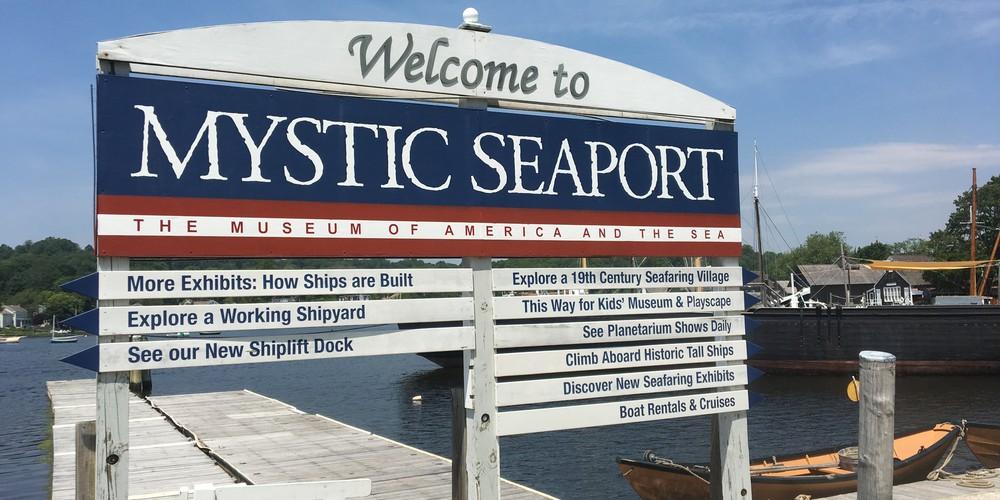 Mystic - Connecticut - Amerika - Doets Reizen