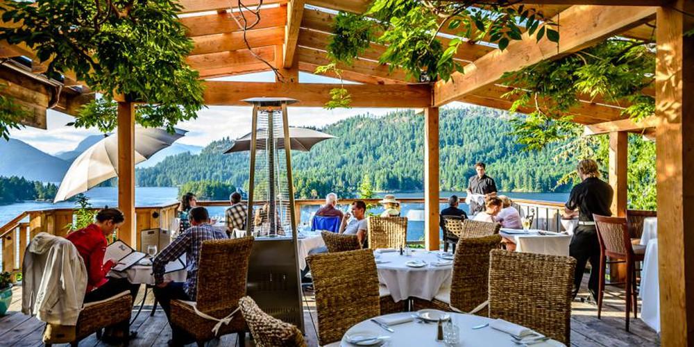 Westcoast Wilderness Lodge - Sunshine Coast - British Columbia - Canada - Doets Reizen