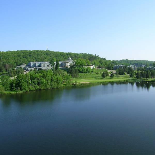 Deerhurst Resort - aanzicht2
