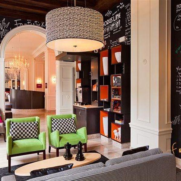 Hotel Indigo Midtown Atlanta - lobby