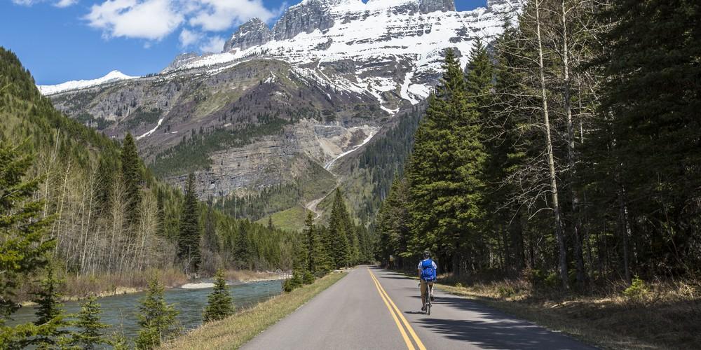 Going-to-the-Sun Road - Glacier National Park - Montana - Amerika - Doets Reizen