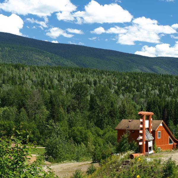 Helmcken Falls Lodge & Campground, omgeving