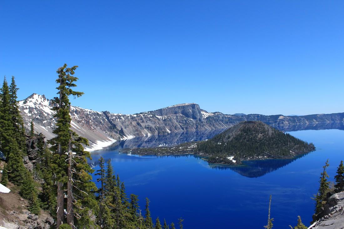 Crater Lake National Park - Oregon - Doets Reizen