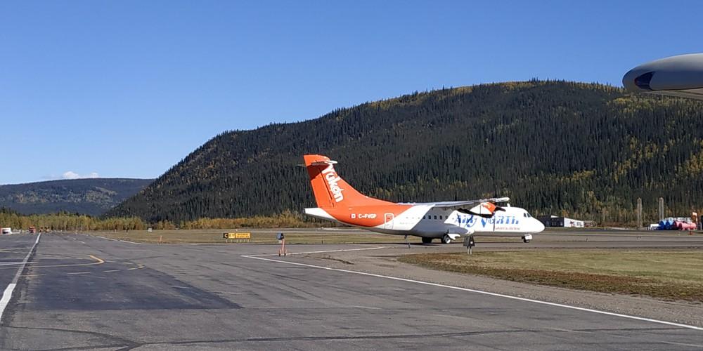 AirNorth - Yukon - Canada - Doets Reizen