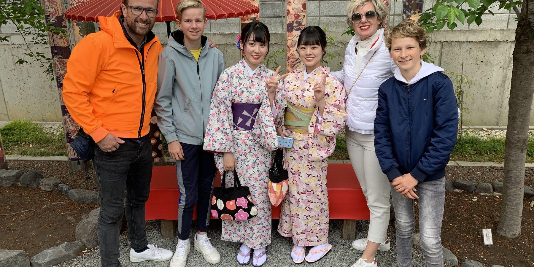 Kledingstijl - Japan - Doets Reizen