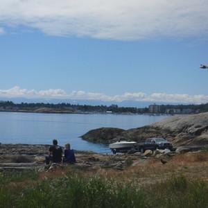 Reisdag 5  Victoria BC Canada - Dag 5 - Foto