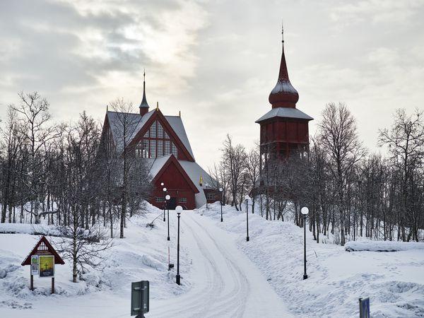 Kiruna - Doets Reizen - Vakantie in Zweden - Credit Visit Sweden