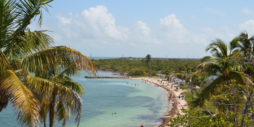 Bahia Honda State Park - The Keys - Florida - Doets Reizen