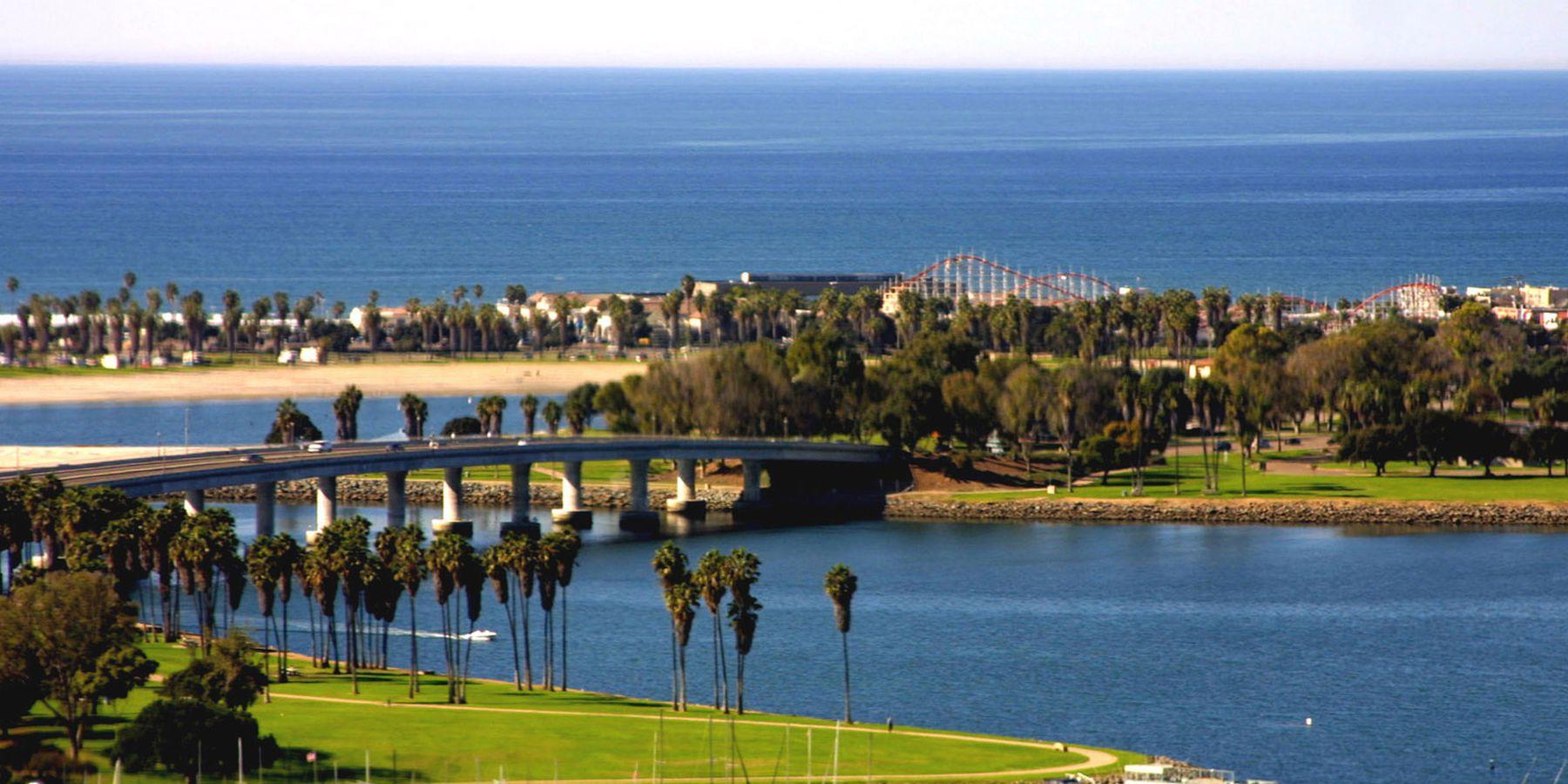 Mission Bay - San Diego - California - Amerika - Doets Reizen