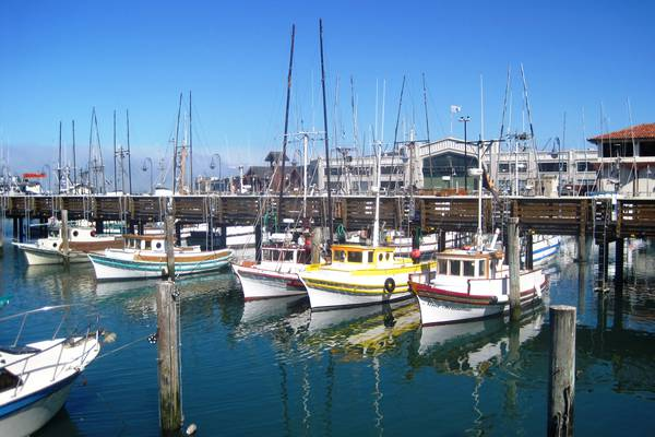 Pier 39 in San Francisco, California