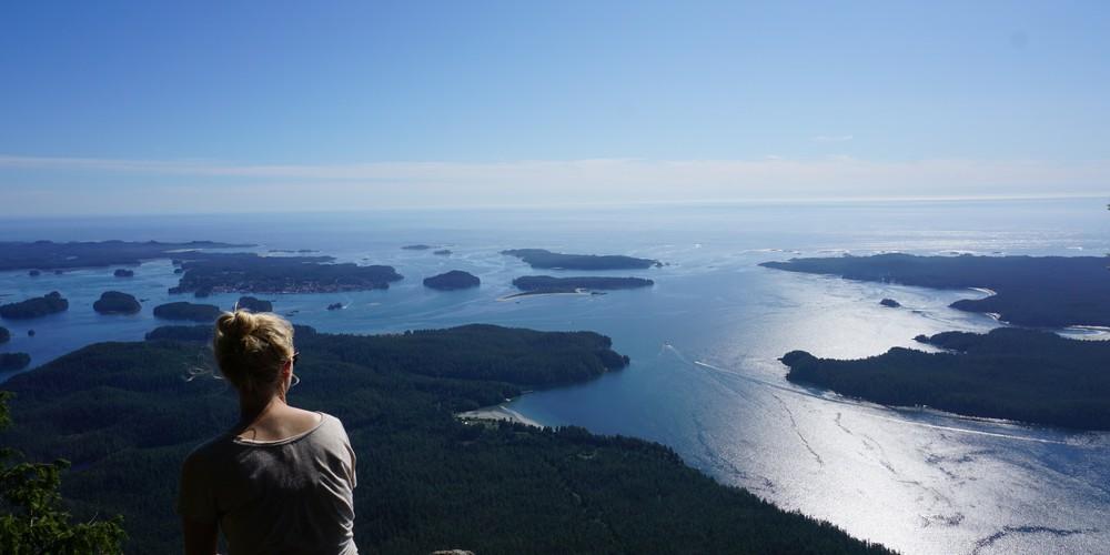 Lone Cone - Tofino - Pacific Rim National Park - Vancouver Island - British Columbia - Canada - Doets Reizen