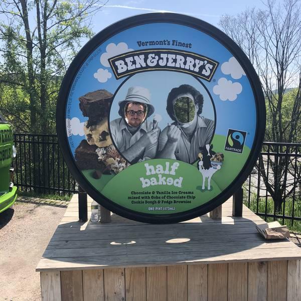 Ben&Jerry fabriek - Vermont - Amerika - Doets Reizen