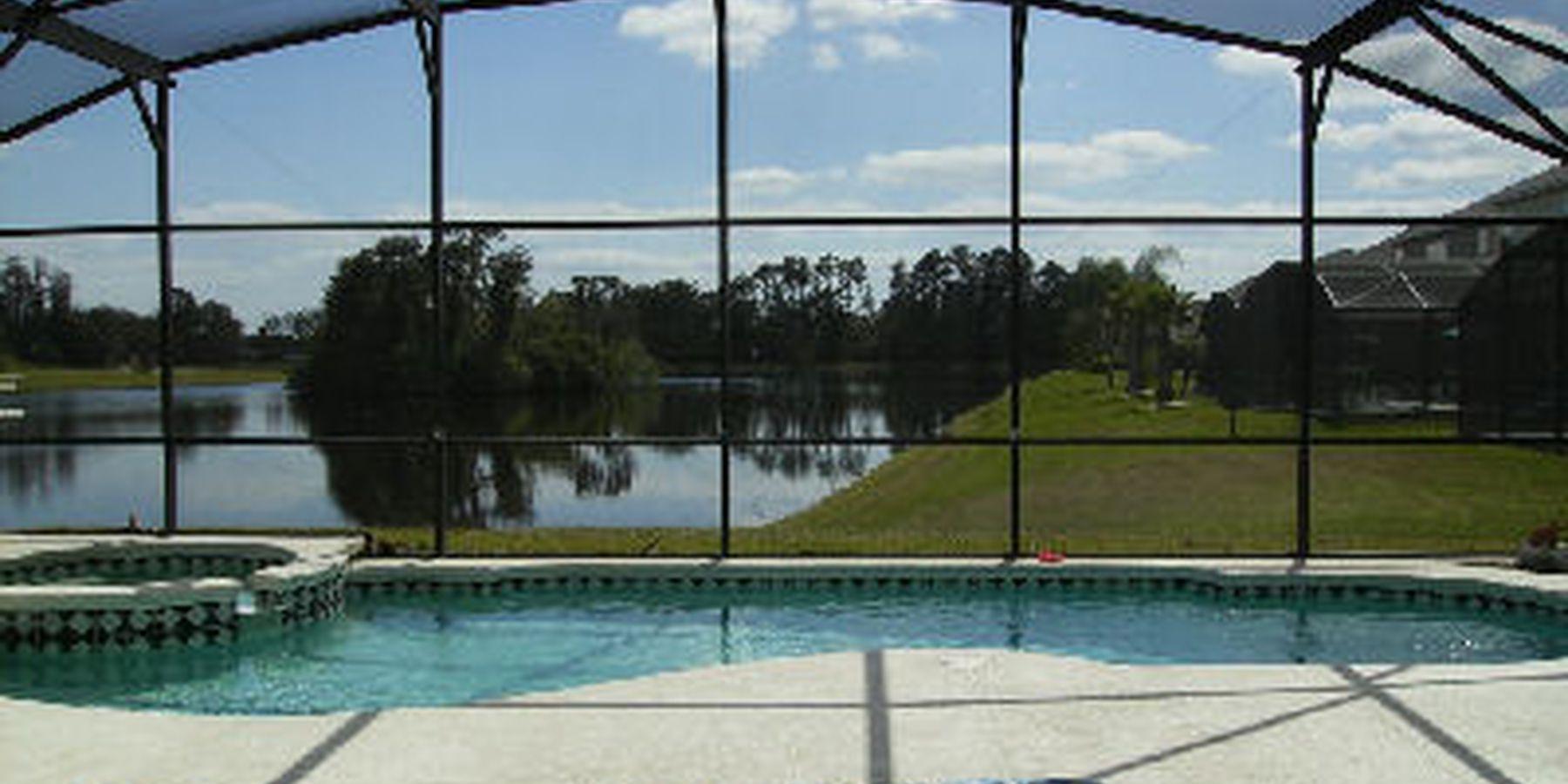 NAVH Orlando  Executive Plus Home - zwembad