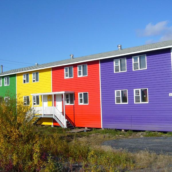 Inuvik - Northwest Territories - Canada - Doets Reizen