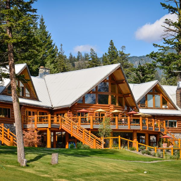 Tyax Wilderness Resort & Spa - 3
