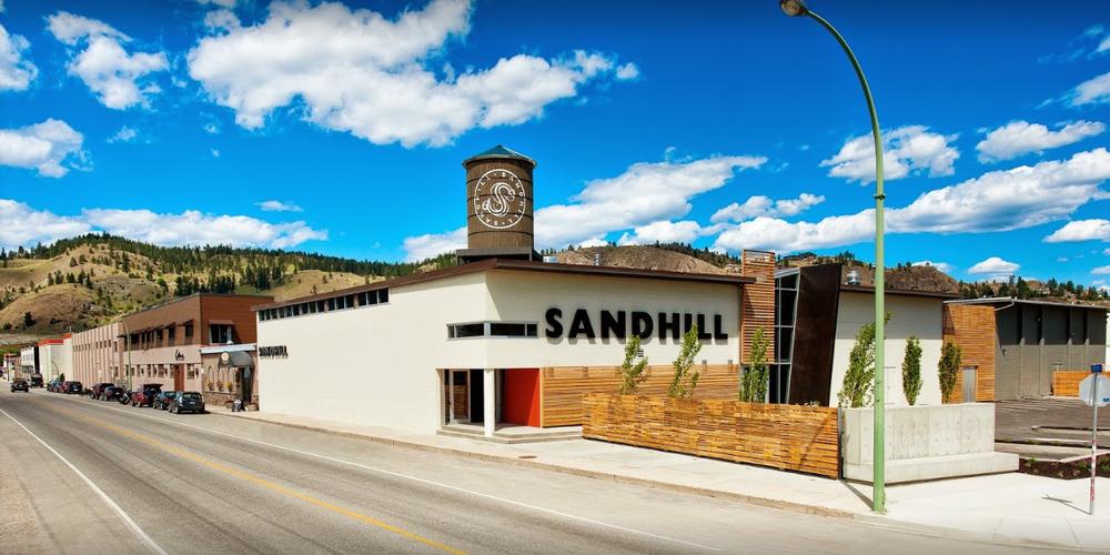 Sandhill Wines - Kelowna - Okanagan Valley - British Columbia - Canada - Doets Reizen
