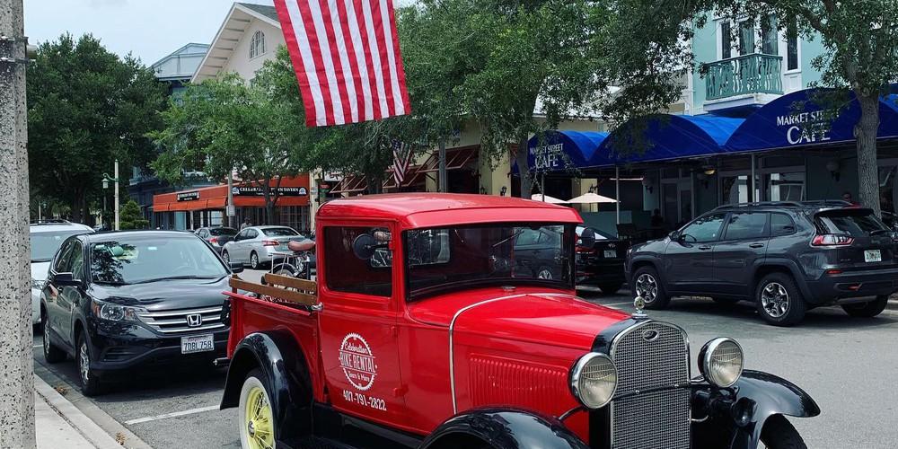 Celebration - Orlando - Florida - Doets Reizen