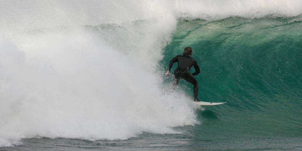 Surfen Lofoten - Doets Reizen - Vakantie Noorwegen - Credits VisitNorway