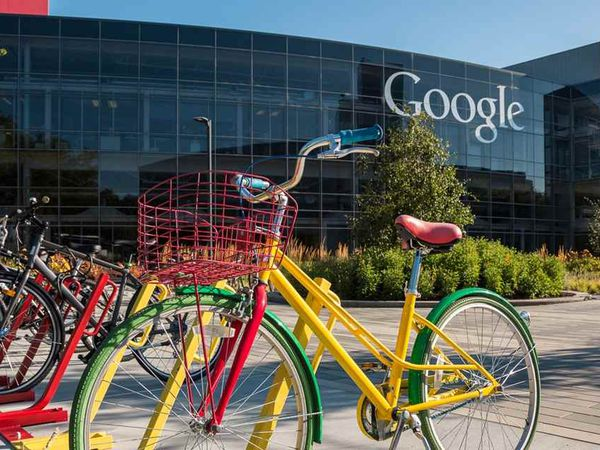 Google - Silicon Valley - California - Amerika - Doets Reizen