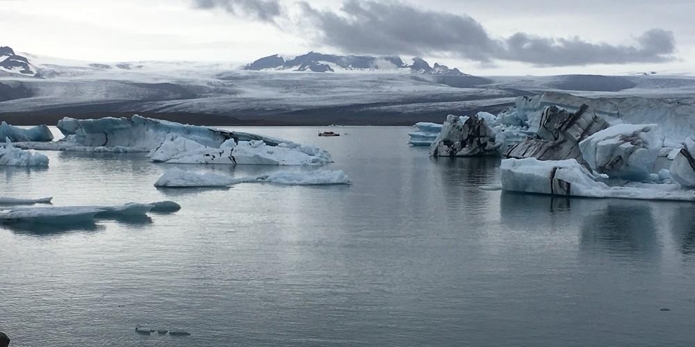 Jokulsárlón Glacier Lagoon