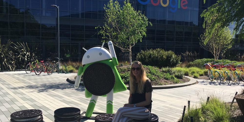 Google - Silicon Valley - California - Amerika - Doets Reizen