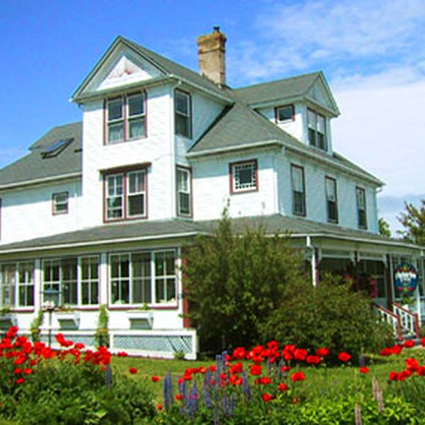 Harbourview Inn - aanzicht