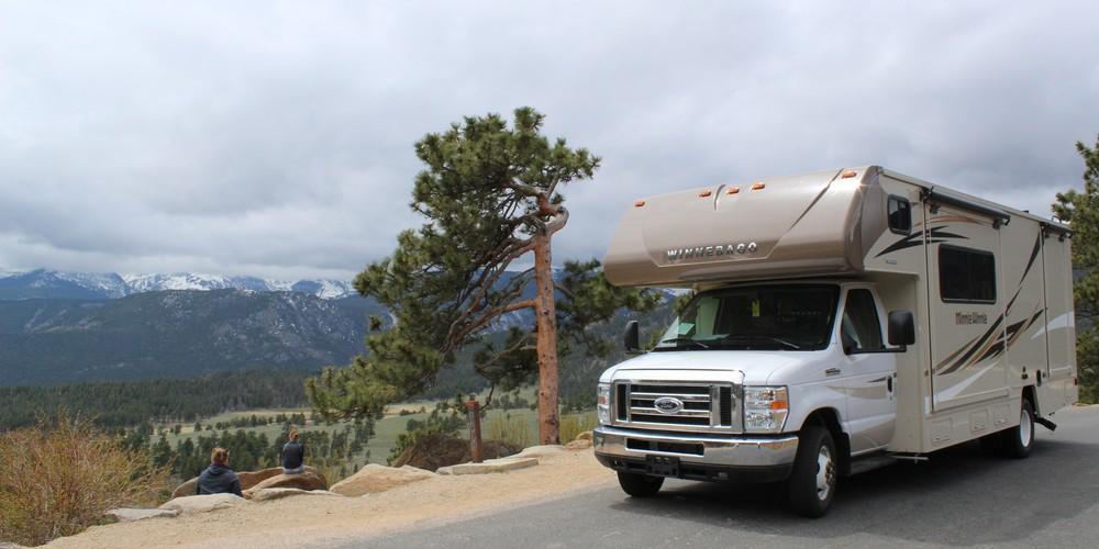 Apollo - Rocky Mountain National Park - Colorado - Camper huren Amerika - Doets Reizen