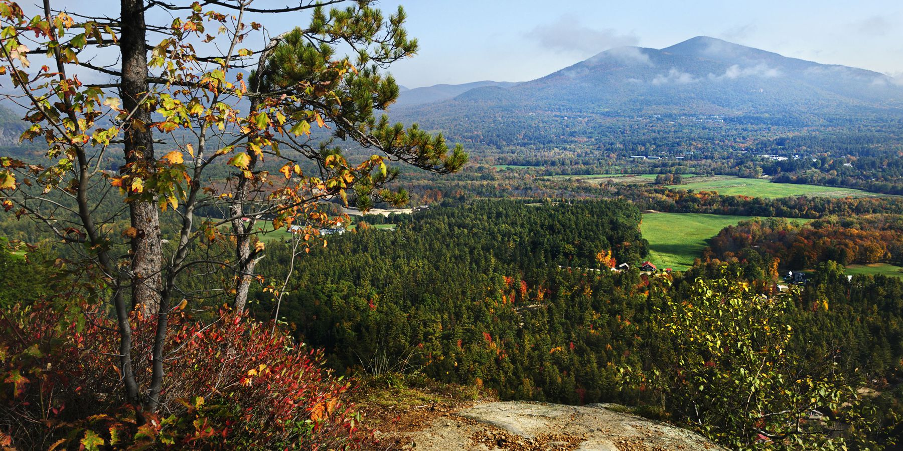 North Conway - New Hampshire - Amerika - Doets Reizen